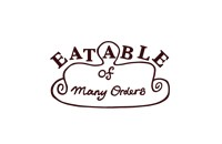 Eatable of Many Orders エタブルオブメニーオーダーズ  Palm maison store